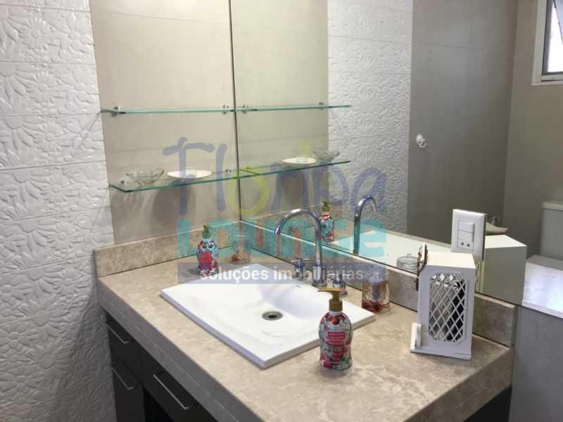 Lavabo - Casa em condomínio fechado À venda no bairro Saco Grande, com 4 dormitórios. - SG4CC2197 - 28