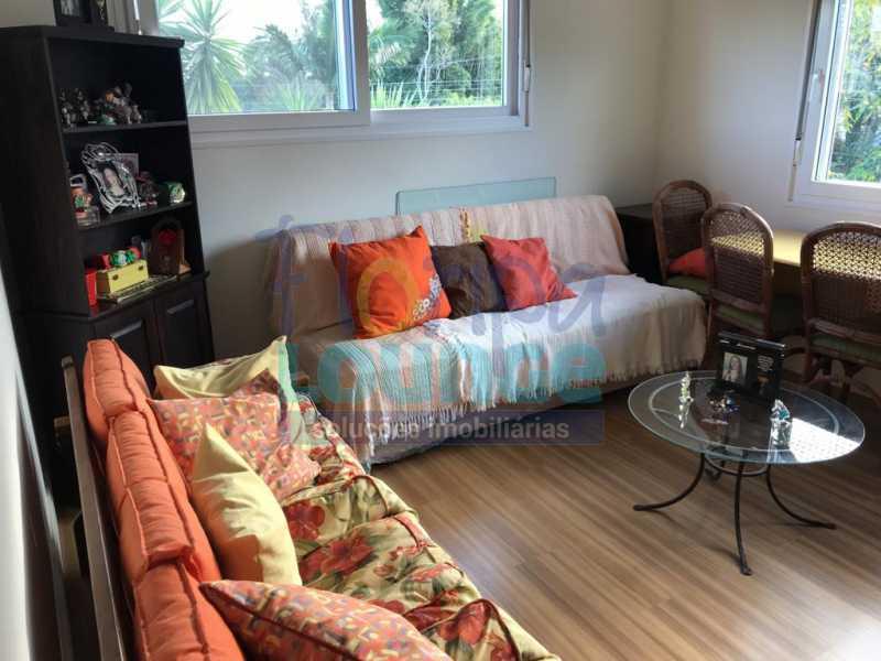 Sala de TV - Casa em condomínio fechado À venda no bairro Saco Grande, com 4 dormitórios. - SG4CC2197 - 30