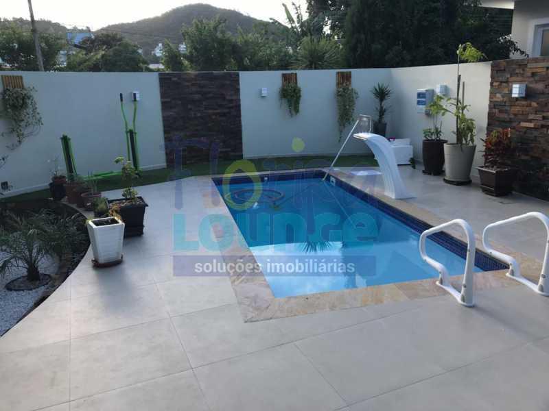 Piscina - Casa em condomínio fechado À venda no bairro Saco Grande, com 4 dormitórios. - SG4CC2197 - 3