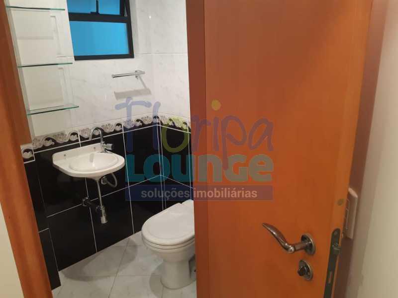 LAVABO - Apartamento no Bairro Fazenda em Itajaí com 3 suítes - ITJ3AP2212 - 9