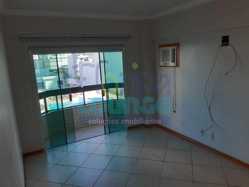 SALA - Apartamento no Bairro Fazenda em Itajaí com 3 suítes - ITJ3AP2212 - 6