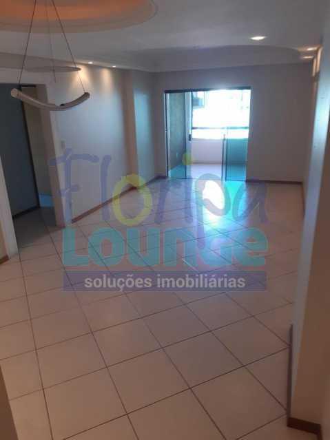 SALA - Apartamento no Bairro Fazenda em Itajaí com 3 suítes - ITJ3AP2212 - 4
