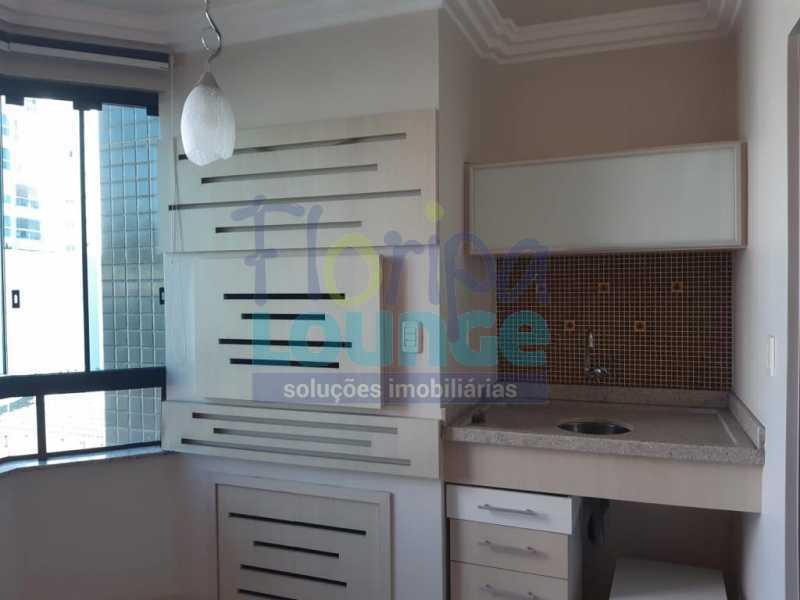 CHURRASQUEIRA Á CARVÃO - Apartamento no Bairro Fazenda em Itajaí com 3 suítes - ITJ3AP2212 - 12