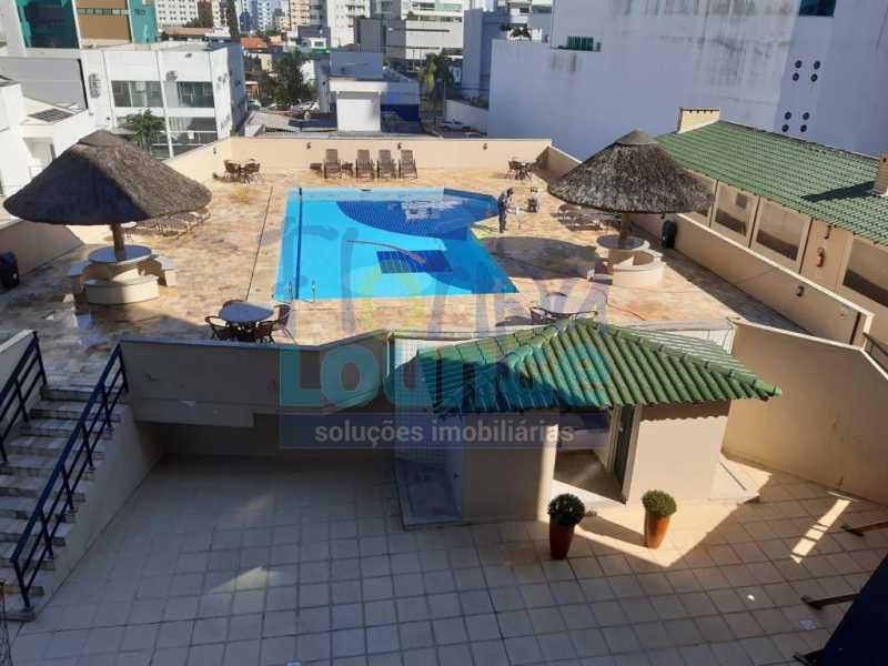 ÁREA DE LAZER - Apartamento no Bairro Fazenda em Itajaí com 3 suítes - ITJ3AP2212 - 23