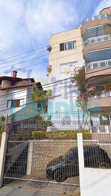 FACHADA - Apartamentoem Coqueiros com 1 dormitório - COQAP2214 - 5