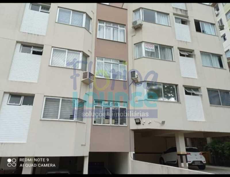 FACHADA - Apartamentoem Coqueiros com 1 dormitório - COQAP2214 - 4