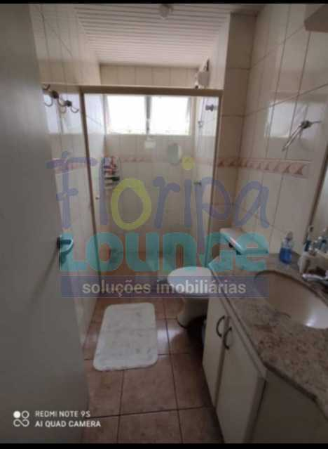 BANHEIRO - Apartamentoem Coqueiros com 1 dormitório - COQAP2214 - 7