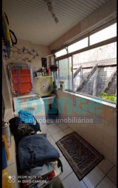 ÁREA DE SERVIÇO - Apartamentoem Coqueiros com 1 dormitório - COQAP2214 - 9