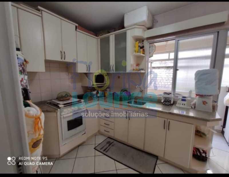COZINHA - Apartamentoem Coqueiros com 1 dormitório - COQAP2214 - 8