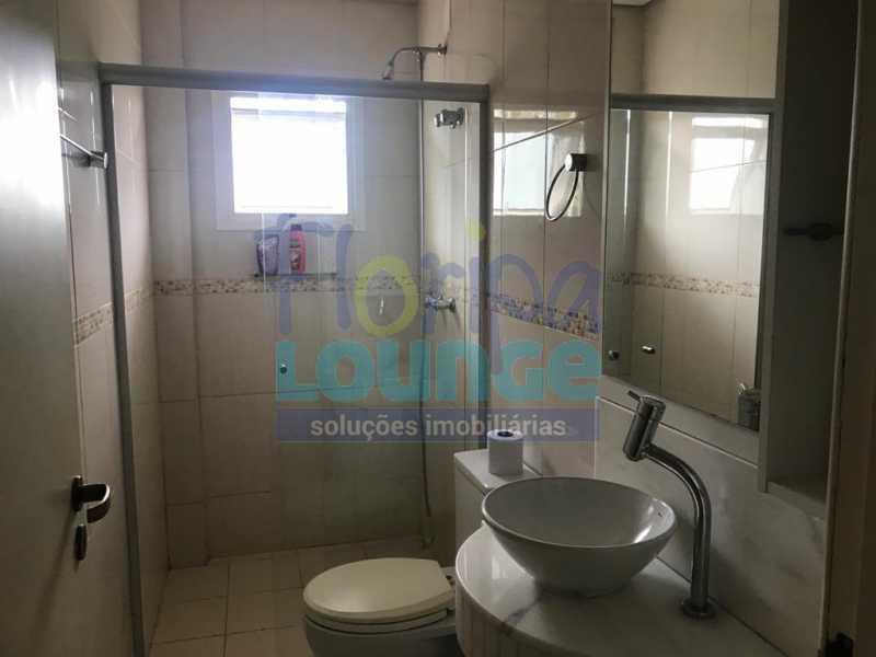 BANHEIRO - Casa em condomínio em cacupé com 5 suítes - CACCC2216 - 19