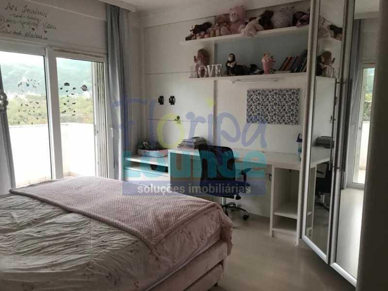 SUÍTE - Casa em condomínio em cacupé com 5 suítes - CACCC2216 - 17