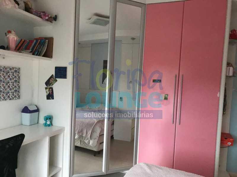 SUÍTE - Casa em condomínio em cacupé com 5 suítes - CACCC2216 - 21