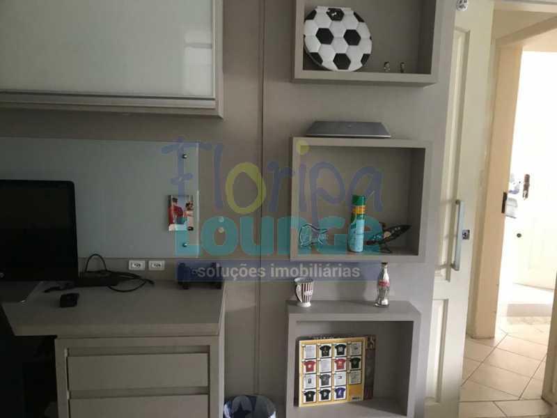 SUÍTE - Casa em condomínio em cacupé com 5 suítes - CACCC2216 - 24