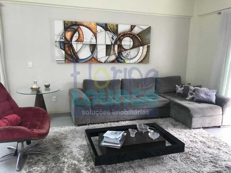 SALA - Casa em condomínio em cacupé com 5 suítes - CACCC2216 - 3