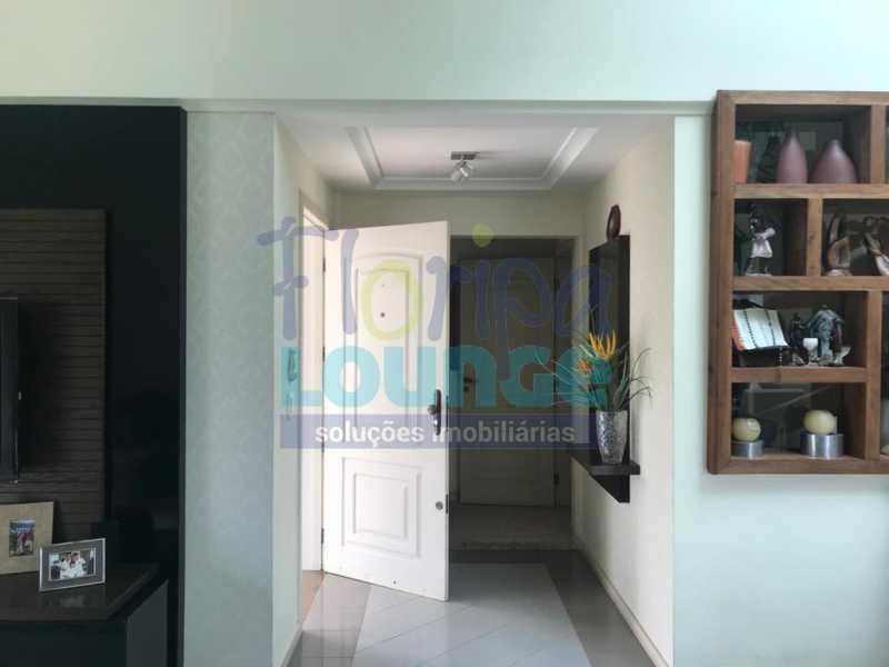 SUÍTE - Casa em condomínio em cacupé com 5 suítes - CACCC2216 - 26