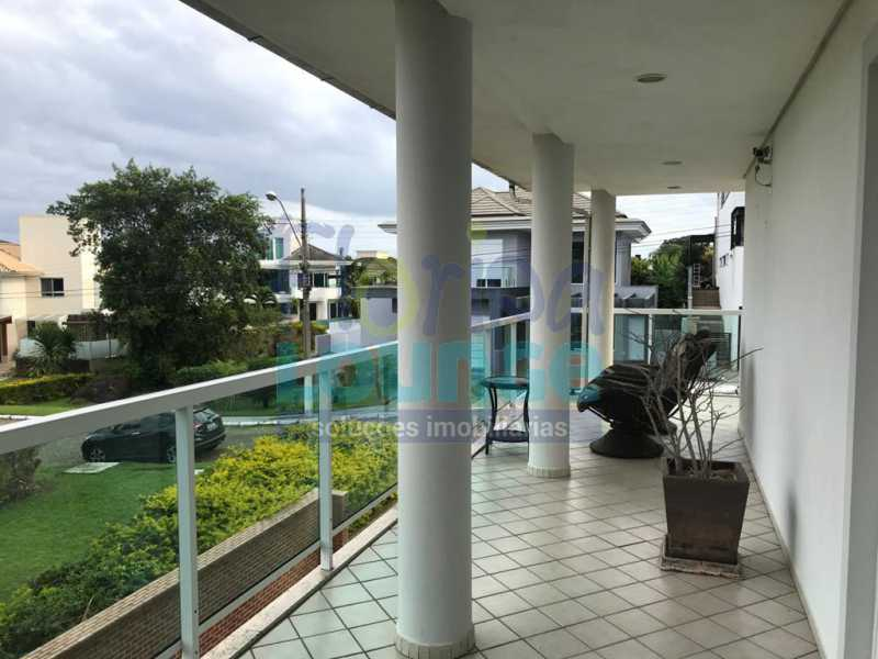 SACADA - Casa em condomínio em cacupé com 5 suítes - CACCC2216 - 5