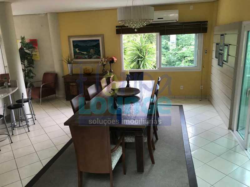 COPA - Casa em condomínio em cacupé com 5 suítes - CACCC2216 - 8