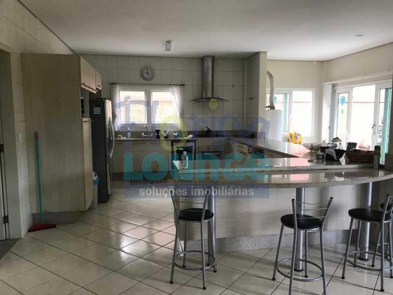 COZINHA - Casa em condomínio em cacupé com 5 suítes - CACCC2216 - 7