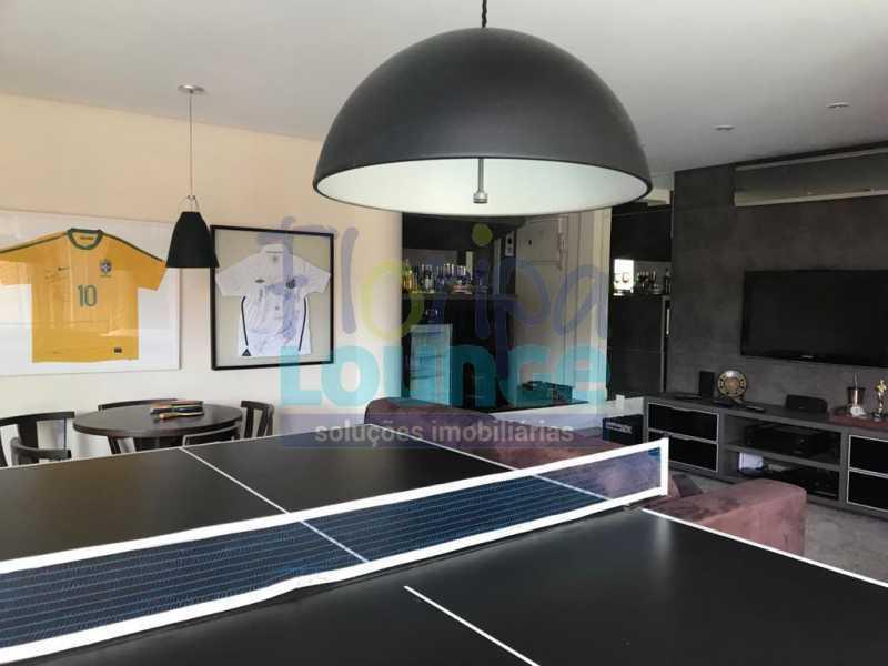 SALA DE JOGOS - Casa em condomínio em cacupé com 5 suítes - CACCC2216 - 30