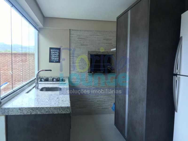 COZINHA DA PISCINA - Casa em condomínio em cacupé com 5 suítes - CACCC2216 - 31