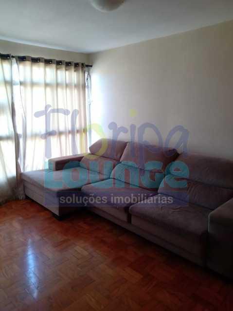 SALA - Apartamento 3 quartos à venda Trindade, Florianópolis - R$ 439.999 - TRI3AP2221 - 4