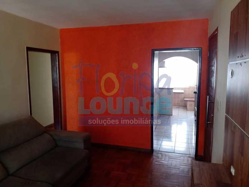SALA - Apartamento 3 quartos à venda Trindade, Florianópolis - R$ 439.999 - TRI3AP2221 - 7