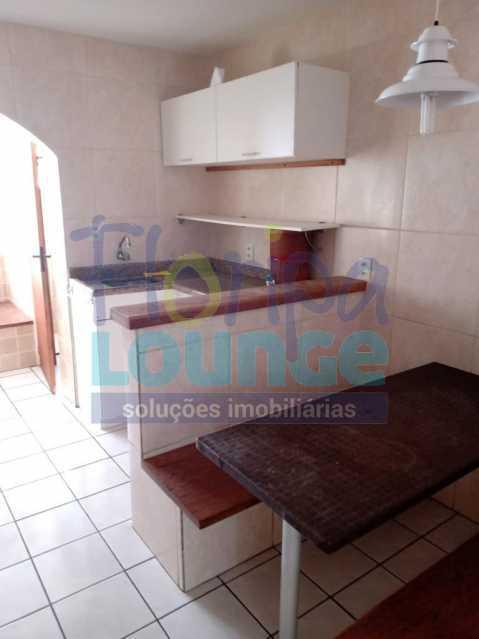 COZINHA - Apartamento 3 quartos à venda Trindade, Florianópolis - R$ 439.999 - TRI3AP2221 - 8