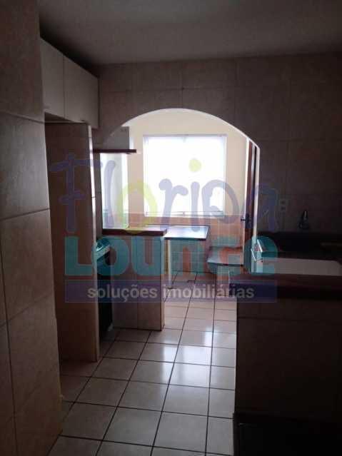 COZINHA - Apartamento 3 quartos à venda Trindade, Florianópolis - R$ 439.999 - TRI3AP2221 - 9