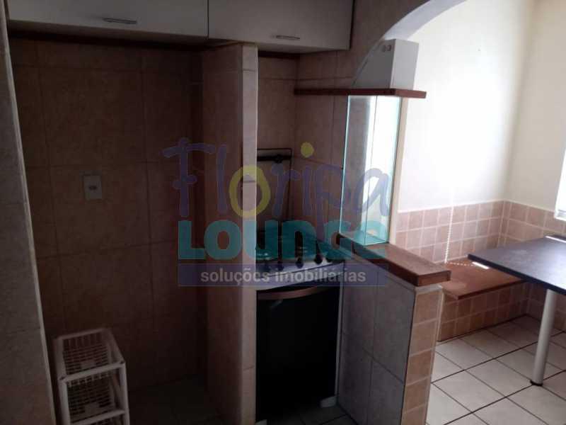 COZINHA - Apartamento 3 quartos à venda Trindade, Florianópolis - R$ 439.999 - TRI3AP2221 - 11