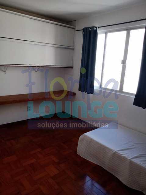 DORMITÓRIO - Apartamento 3 quartos à venda Trindade, Florianópolis - R$ 439.999 - TRI3AP2221 - 21