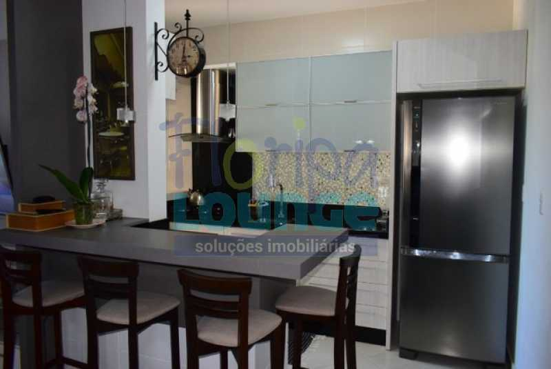 COZINHA - Apartamento 2 quartos à venda Itacorubi, Florianópolis - R$ 569.999 - TRI2AP2222 - 4