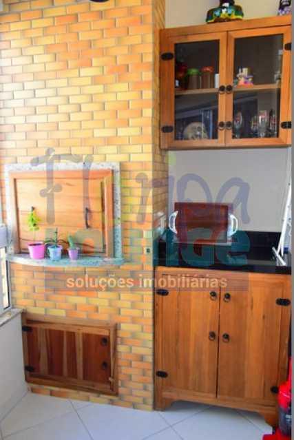 SACADA GOURMET - Apartamento 2 quartos à venda Itacorubi, Florianópolis - R$ 569.999 - TRI2AP2222 - 5