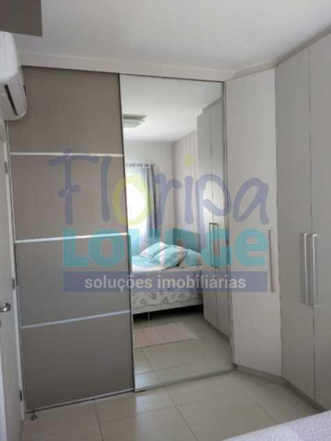 DORMITÓRIO - Apartamento 2 quartos à venda Itacorubi, Florianópolis - R$ 569.999 - TRI2AP2222 - 9