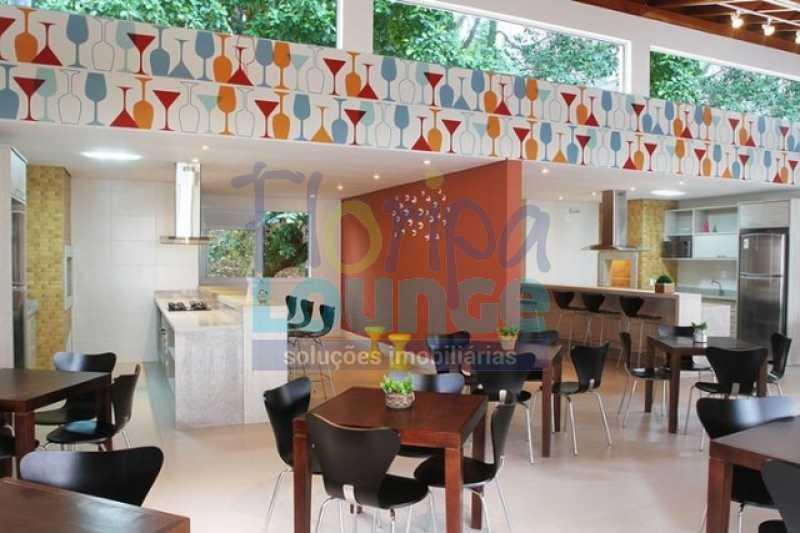 SALÃO DE FESTAS - Apartamento 2 quartos à venda Itacorubi, Florianópolis - R$ 569.999 - TRI2AP2222 - 18