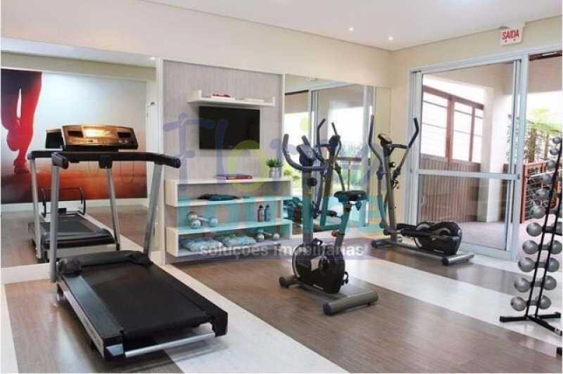 ACADEMIA - Apartamento 2 quartos à venda Itacorubi, Florianópolis - R$ 569.999 - TRI2AP2222 - 19
