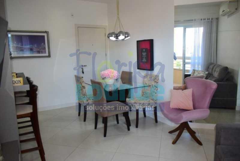 SALA DE JANTAR - Apartamento 2 quartos à venda Itacorubi, Florianópolis - R$ 569.999 - TRI2AP2222 - 3