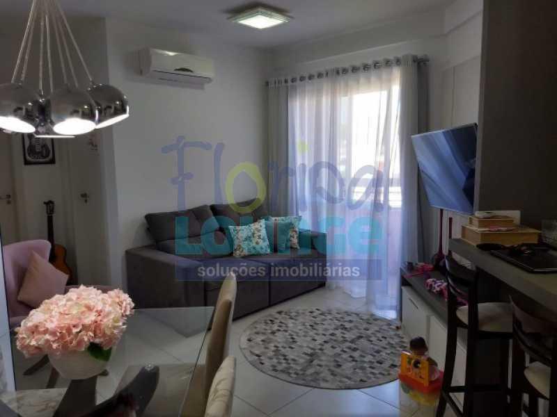 SALA - Apartamento 2 quartos à venda Itacorubi, Florianópolis - R$ 569.999 - TRI2AP2222 - 1