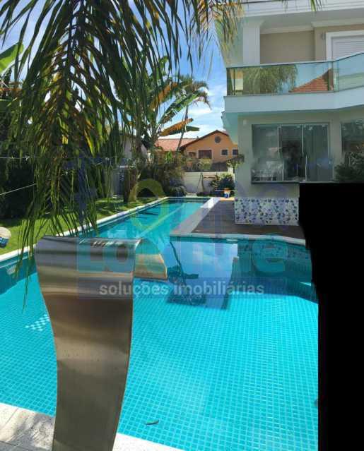 PISCINA - Casa a venda no bairro Jurerê Internacional em Florianópolis. - JUR4C2224 - 1