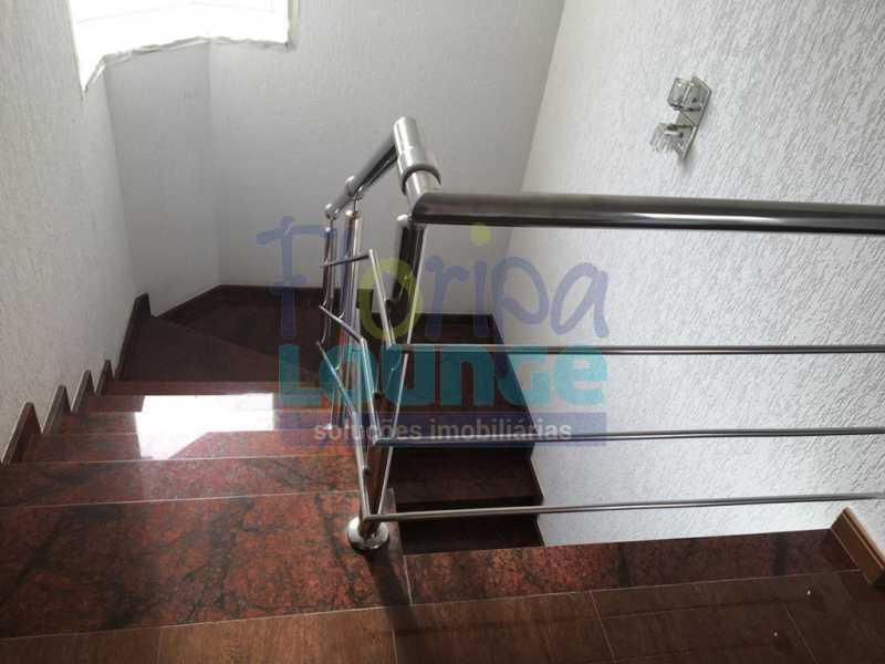 ESCADA - Casa a venda no bairro Jurerê Internacional em Florianópolis. - JUR4C2224 - 14