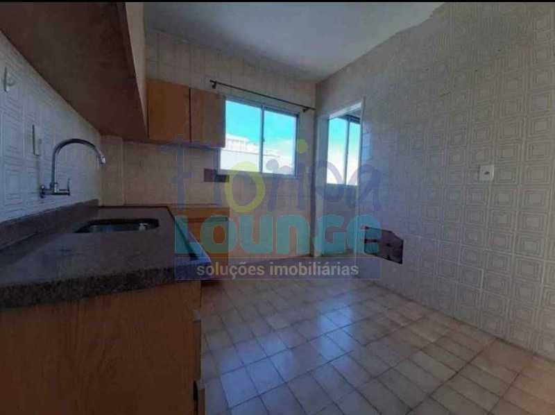 COZINHA - Apartamento em coqueiros dois dormitórios - COC2AP2231 - 15