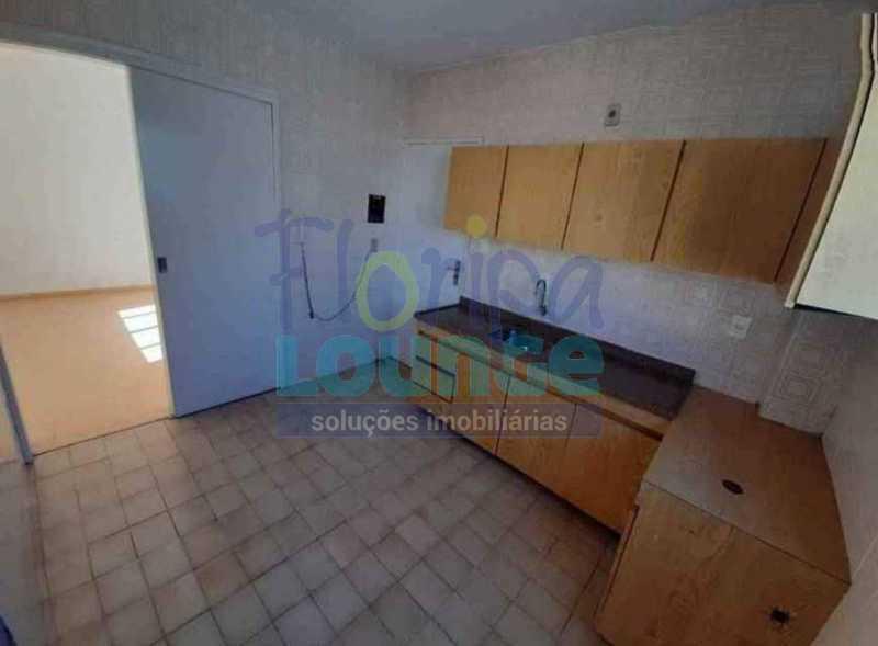 COZINHA - Apartamento em coqueiros dois dormitórios - COC2AP2231 - 16