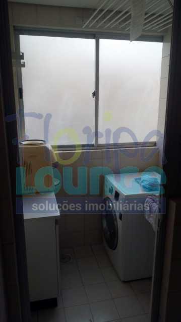 ÁREA DE SERVIÇO - APARTAMENTO NA CARVOEIRA COM 2 DORMITÓRIOS - CAR2AP2262 - 8