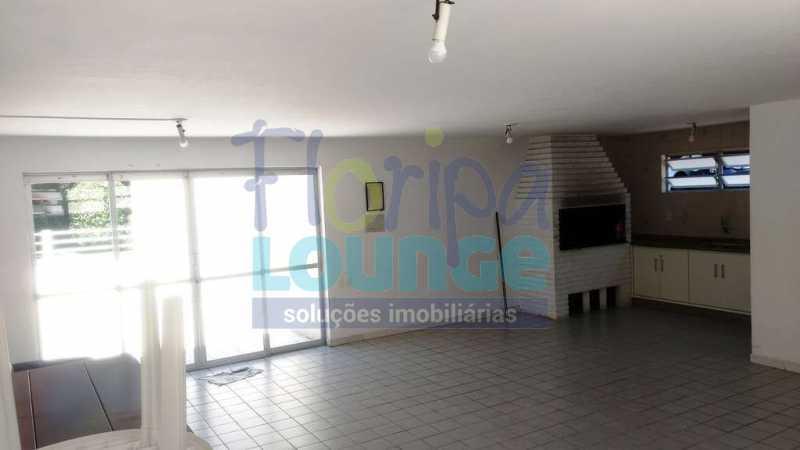 SALÃO COM CHURRASQUEIRA - APARTAMENTO NA CARVOEIRA COM 2 DORMITÓRIOS - CAR2AP2262 - 21