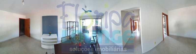 SALA - APARTAMENTO NA CARVOEIRA COM 3 DORMITÓRIOS - CAR3AP2267 - 11