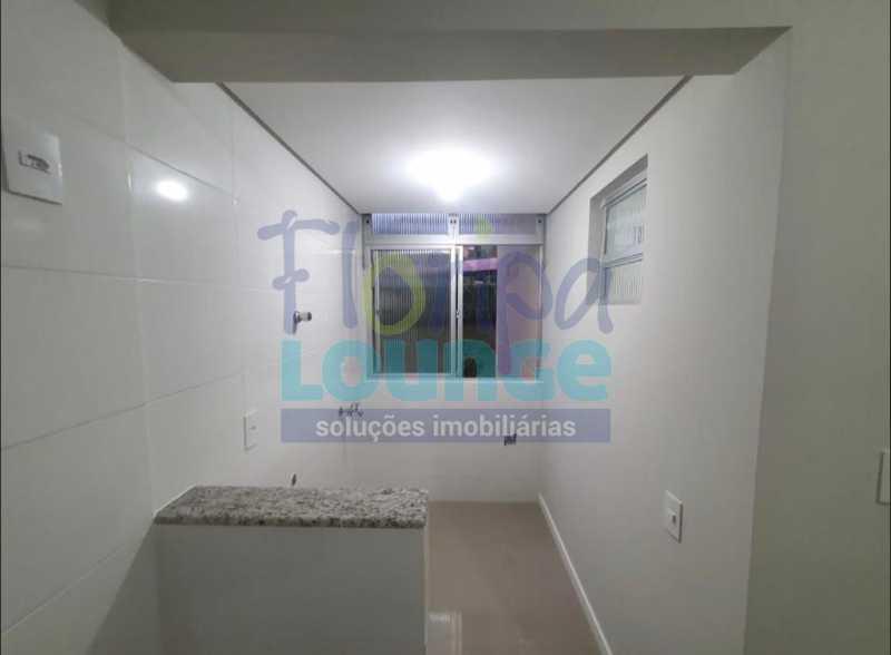 COZINHA - APARTAMENTO NA CARVOEIRA COM 3 DORMITÓRIOS - CAR3AP2270 - 9