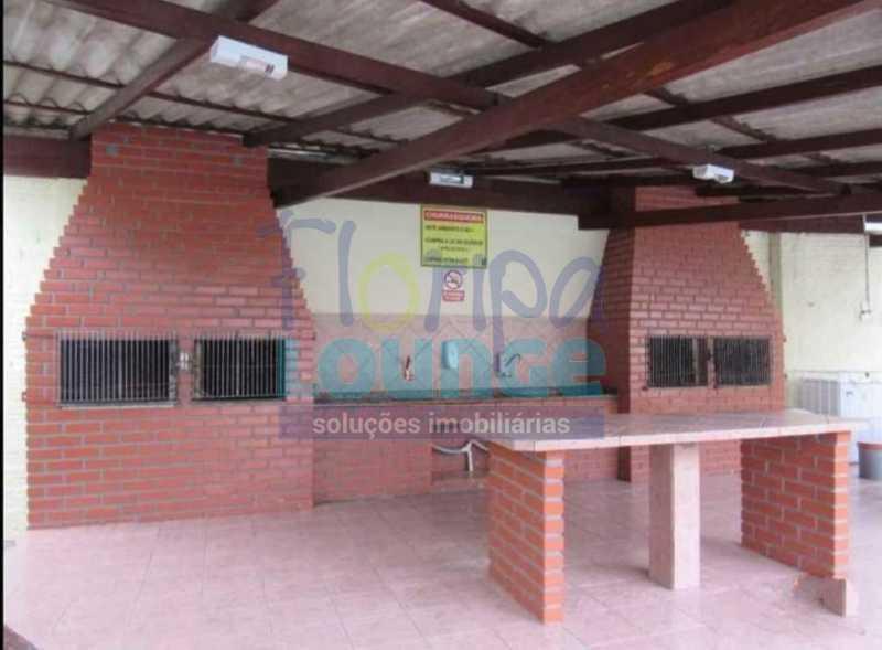 CHURRASQUEIRA - APARTAMENTO NO ITACORUBI COM 2 DORMITÓRIOS - ITA2AP2265 - 16