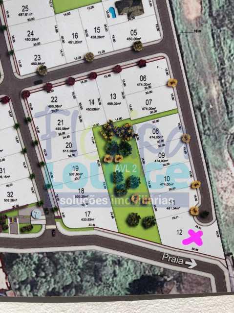 TERRENO - TERRENO EM CONDOMINIO NOS INGLESES com 914 m² - INGT2192 - 6