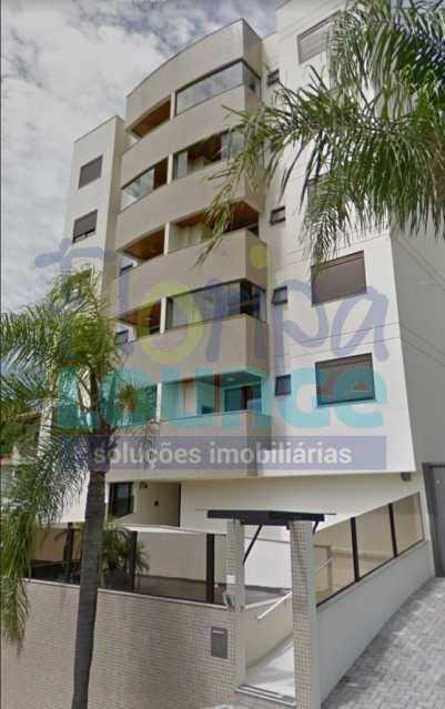 FACHADA - Excelente apartamento a venda, com 2 quartos, semi mobiliado, no bairro Saco dos Limões. - SDL2AP2199 - 15