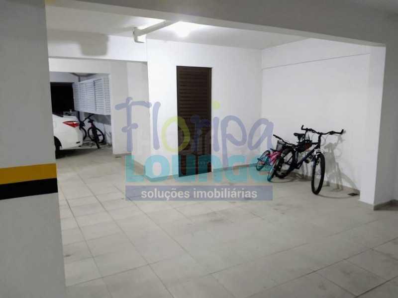 GARAGEM - Excelente apartamento a venda, com 2 quartos, semi mobiliado, no bairro Saco dos Limões. - SDL2AP2199 - 18