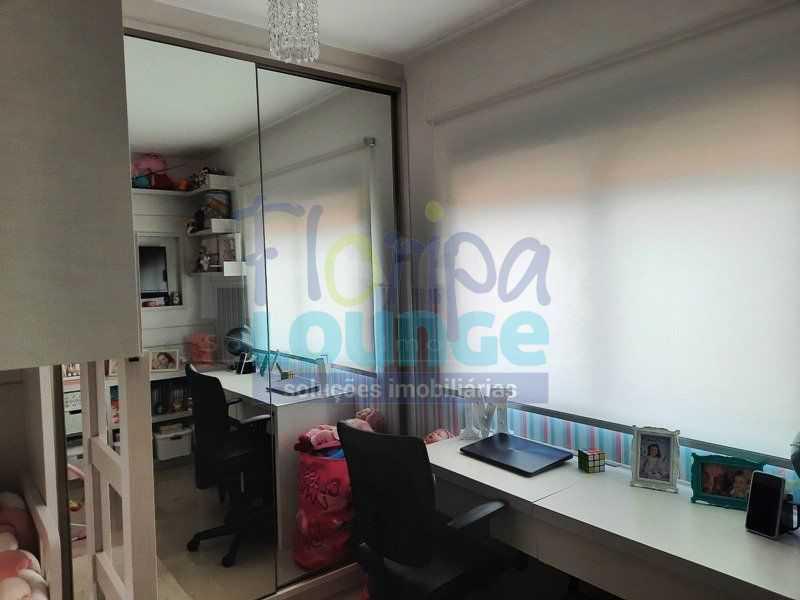 DORMITÓRIO - Excelente apartamento a venda, com 2 quartos, semi mobiliado, no bairro Saco dos Limões. - SDL2AP2199 - 10